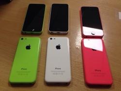 Chọn mua iPhone 5C điện thoại giá rẻ hcm