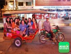 Du lịch Campuchia tự túc