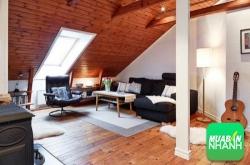 3 nguyên tắc tối thiểu khi thiết kế phòng khách phong cách Bắc Âu