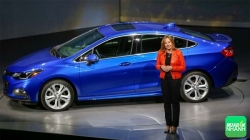 Những điểm cộng của dòng xe Chevrolet Cruze