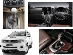 Chẩn đoán 'bệnh' của hộp số trên Toyota Fortuner