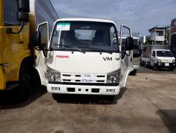 Tư vấn giá xe tải Isuzu 1.9 tấn tại Bình Dương