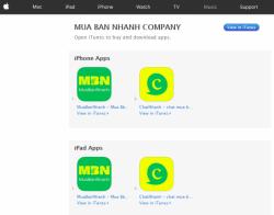 Ứng dụng hỗ trợ bán hàng MuaBanNhanh